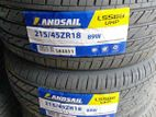 "215/45R18"" Landsail Tyres for Civic"