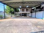 18 P Commercial Land With Property Sale At Facing 120 Main Road Kohuwala