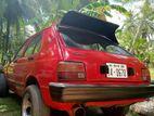 Toyota Starlet Sport 1985