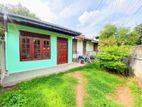 9.8 P & Single Story House Sale At Facing Gajaba Road Rajagiriya