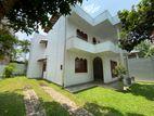 03 Storey House Sale at Lake Road Maharagama