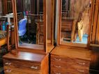 Dressing table---Teak--DT2404