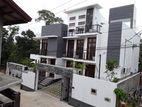 3 Storey Luxury Brand New House For Sale In Thalawathugoda