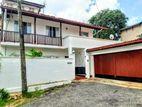12.45 P & Luxury Two Story House For Sale Nawala Koswatta