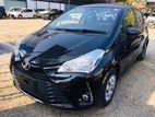 Toyota Vitz Safety pkg 2017
