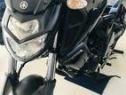 Yamaha FZ S Black V3 2020