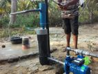 Withana tube wells drilling. Colombo