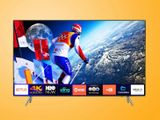 65''SAMSUNG 4K ULTRA HD CRYSTAL HDR SMART AIRPLAY FLAT TV