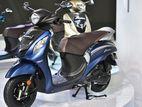 Yamaha Fascino MATT BLUE 2020