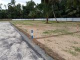 Land for Sale in Marawila Town - Plot no 8