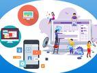 Website Design and Development   වෙබ් අඩවි නිර්මාණය