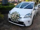Toyota Prius Wedding Car for Hire