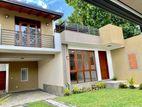 Architect Designed Luxury 2 Storey House 9.7P Talawatugoda