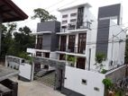 Storey Luxury Brand New House For Sale In Thalawathugoda