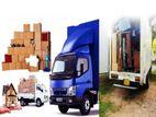 ලගදි ගෙවල් මාරුවට   Lorry For Hire