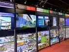 55 Inch UHD / 4K LED TV Rent