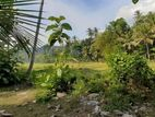 10 Perches Land for Sale in Moragahahena