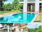2 Story Luxury House with 38P Kotte
