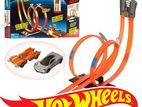 Hot Wheel Race Track Set