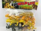 Animal Toy Set For Kid