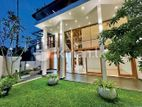 Architecture Designed Modern House For Sale In Ethul Kotte
