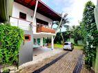 Architecture Modern Villa House For Sale in Hokandara
