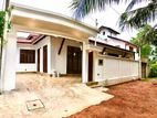 Single Story House for Sale in Piliyandala