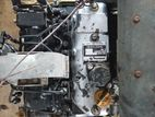 Komatsu Excavator Engine
