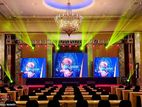 LED Vedio screen for Rent in Colombo