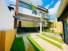Full Complete Luxury Barnd New 3Story House Sale near Thalawathugoda