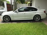 BMW 330e Fully loaded 2016