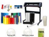 Sticker Cutting Machine Plotter vinyl epson mug sublimation