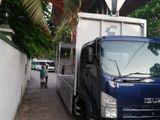 Lorry for hire 22ft with movers/wingbody
