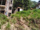 Land for sale in Dodamwala Kandy city limits