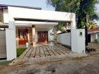 Brand New Bricks House for Sale at Piliyandala (HE265)