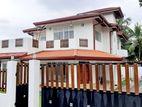 Brand New Luxury 2 Storey House for Sale in Maththegoda