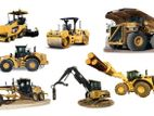 Heavy Equipment GPS Tracking System