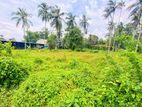 96 P Bare Land Sale At Facing Matisudagara Road Boralesgamuwa