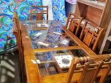 Dinning Table & Chairs--6x3--DTC1708