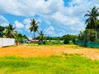 Water Front Land for Sale in Pelawatta