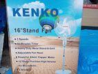 Kenko Stand Fan 5 Blade