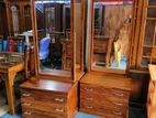 Teak Dressing table--TDT3119