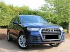 Easy Loan Audi Q7/2017-Registered