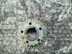 suzuki vitara crank wheel