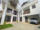Brand New 03 Story Luxury House for sale in Wijerama, Nugegoda