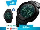 SKMEI 1301 Men's Bluetooth Digital Wristwatch Sport Smartwatch