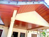 අගුව (Backyard / Eave Roof) වැරැන්ඩා
