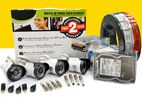 CCTV 2.4MP 4 Camera with Full Set 4CH DVR, Hard, Jack, Cable
