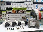 CCTV 2.4Mp 4 Camera with Full Set