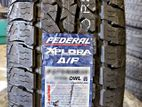 265/70 R17 Federal (Taiwan) Tyres for Defender